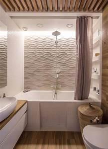 les 25 meilleures idees de la categorie revetement mural With carrelage adhesif salle de bain avec led pour plantes vertes