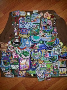 Print Your Own Badge Buddies Getting Started Scout Leader On Scout Daisies