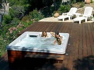 Spa Bois Exterieur : spa design exterieur maison design ~ Premium-room.com Idées de Décoration