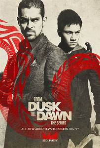 'From Dusk Till Dawn' Season 2 – New Character Posters ...