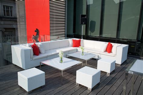 high end outdoor furniture cushions black rattan hanging