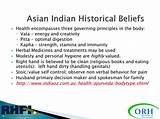Asian beliefs on illness and death