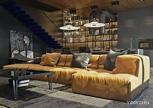 U221a, 47, Industrial, Living, Room, Decor, Ideas, You, Must, See