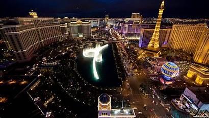 Vegas Bellagio Casino Widescreen Fountains Fountain Desktop