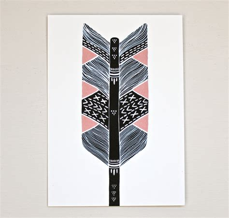 Original Arrow Painting Bow and Arrow Art Mother's by ...