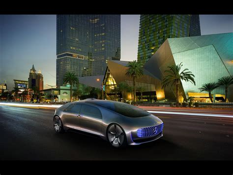 2018 Mercedes Benz F 015 Luxury In Motion Las Vegas 1
