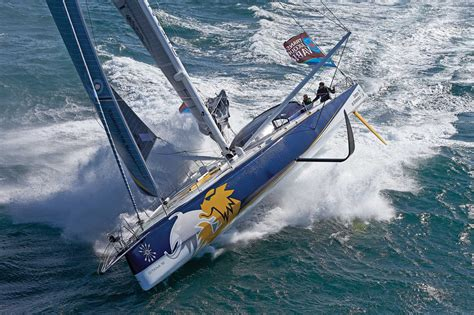 Monohull Boat by Foiling Monohulls Sail Magazine