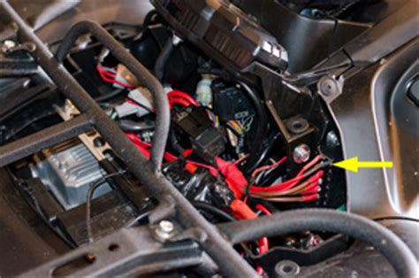 Yamaha Rhino Ignition Wiring Diagram Auto