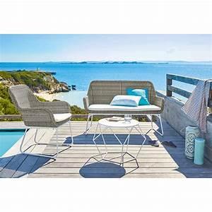 Coussin Exterieur Maison Du Monde : coussin d 39 ext rieur bleu turquoise 40x40 maisons du monde ~ Melissatoandfro.com Idées de Décoration