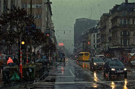 rain city picture  desktop wallpaper    px