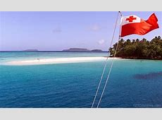 National Flag Of Tonga 123Countriescom