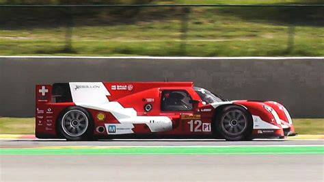 One Toyota by Rebellion R One Toyota Sound Flyby Acceleration