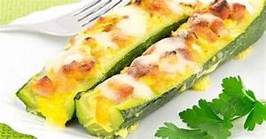 Receta de Calabacines con Jamón y Mozzarella Eureka Recetas