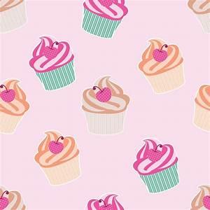 Cute Cupcakes Wallpaper ·①