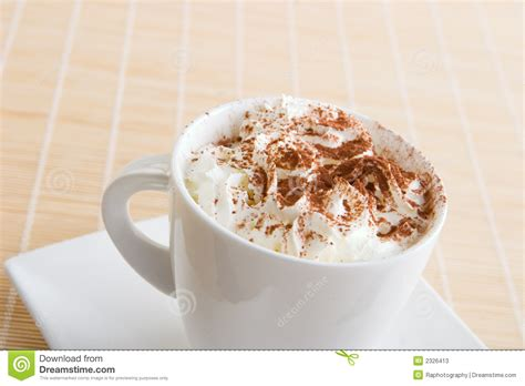 A Cup Of Coffee With Cream Stock Photos How Much Caffeine In A Cup Of Coffee With Creamer Miguel Remix Long Does From Stay Your System Drinks To Keep You Awake Amount Instant Spanish Mg Decaf Drink Kit