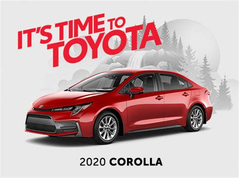 toyota corolla deals  montreal spinelli toyota