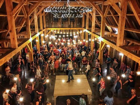 barn dances sycamore creek family ranch