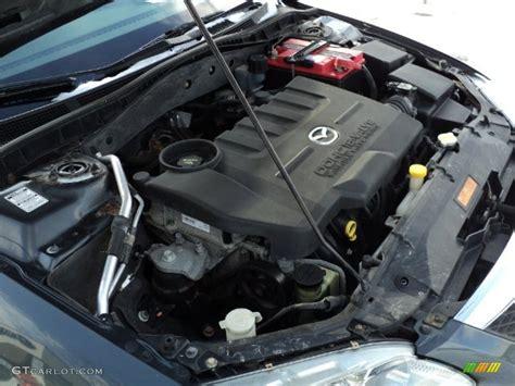 2003 Mazda 6 6 Cylinder Engine by 2003 Mazda Mazda6 I Sedan 2 3 Liter Dohc 16 Valve 4