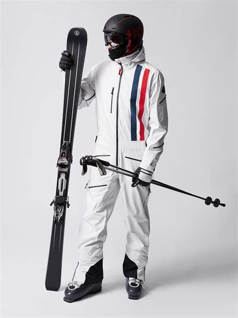 Bogner Synthetic Ski Overall Eaton in White for Men - Lyst