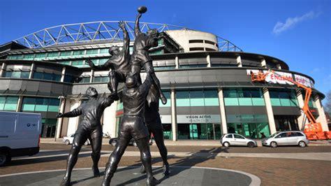 nfl prepares  st london game  twickenham stadium