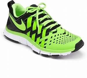 Nike Free Trainer 50 Training Shoe in Green for Men Black