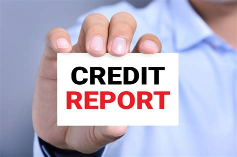 credit bureau check your free credit report to build financial security