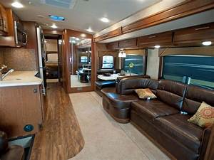 Stunning rv interior design homesfeed for Interior ideas for campers