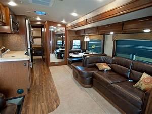 Stunning rv interior design homesfeed for Interior ideas for campers