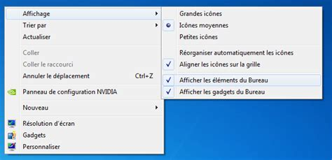 icone bureau disparu windows 7 les icones du bureau ont disparu 28 images remettre l