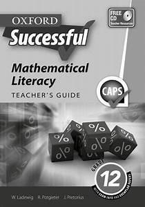 Platinum Mathematical Literacy Grade 11 Teacher U2019s Guide