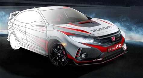 Modifikasi Honda Civic Type R by Modifikasi Decal Competition Untuk Pemilik Honda Civic