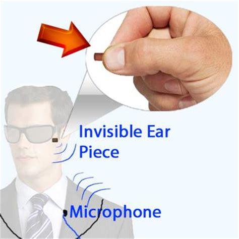 invisible bluetooth earpiece mitten im ohr statt nur