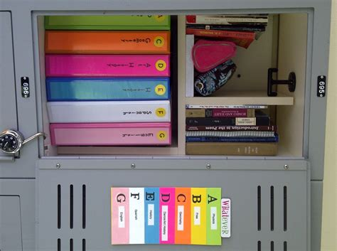 The 25 Best Locker Organization Ideas On Pinterest