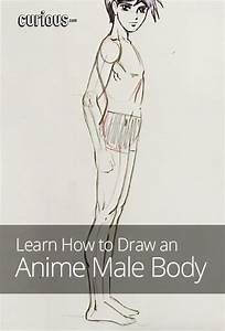 How to Draw an Anime Male Body | Nerds & Geeks | Pinterest