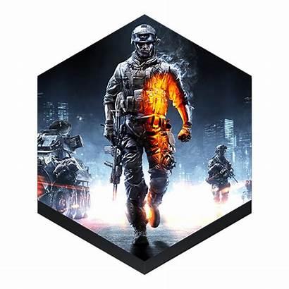 Battlefield Icon Icons Games Action Martz90 Accounts