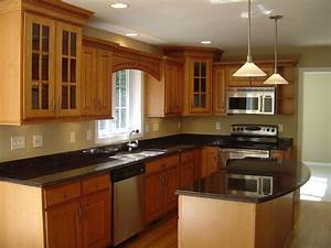 Small, Kitchen, Design, Ideas, With, The, Best, Decoration
