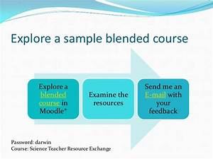 What's so important about blended instruction