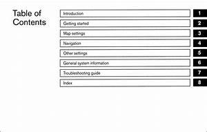 2017 Nissan Navigation System Owners Manual Original Rogue