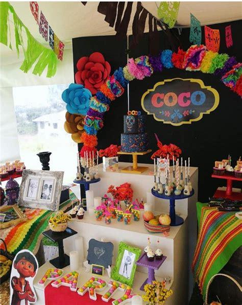decoracion coco ideas para una fiesta de coco