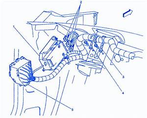 Pontiac Sunfire 2 2 1999 Relay Electrical Circuit Wiring