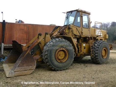 Fiat Allis Wheel Loader by Fiat Allis Fr20 A2t500132 Wheel Loader From Belgium For
