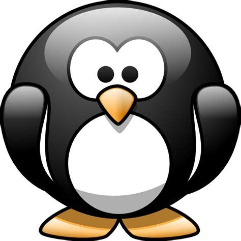 cartoon penguin  clip art  clkercom vector clip art