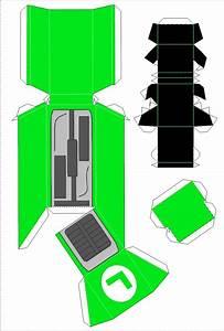 PaperCraft: Kart de Luigi