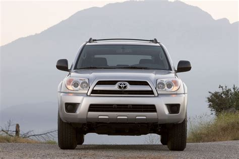 2006–09 Toyota 4runner Trail [north America] (n210) '2005