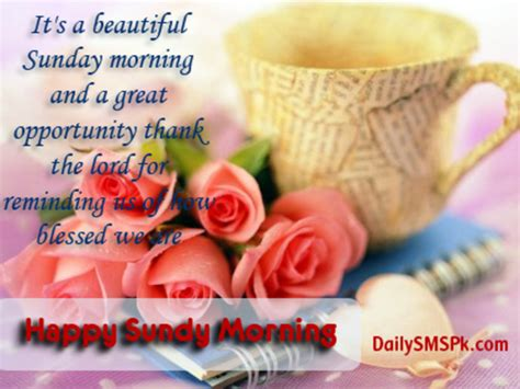 Sunday Greeting Quotes