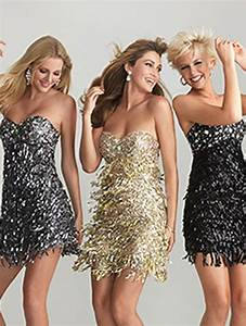 Party Dresses Nye in Review – Fashion-Forever