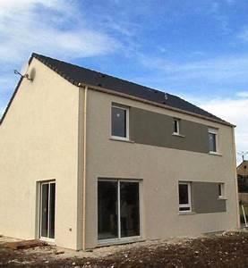 constructeur de maisons a evreux 27000 eure 27 With ordinary plan maison en l 100m2 9 vente de plan de maison contemporaine
