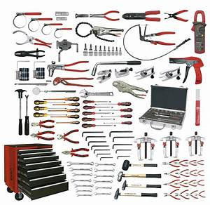 Automotive Tools - Toolkits - AUTOMOBILE SETS - 126 PCS