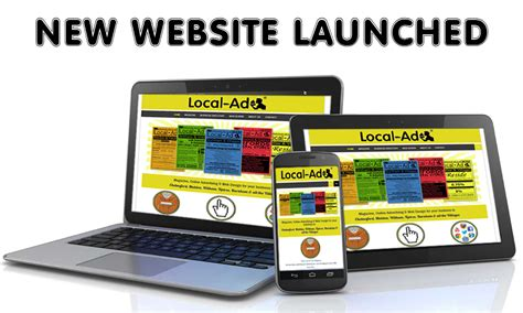 New Website Launched!!! News