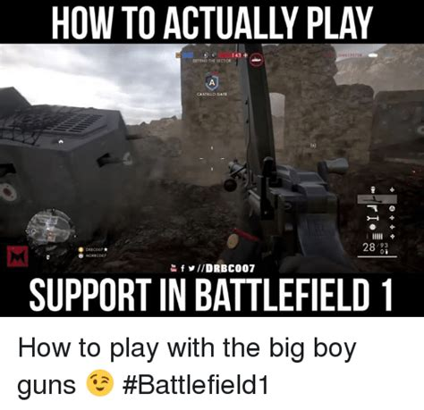 Battlefield 1 Memes - funny big boy memes of 2017 on sizzle big guy